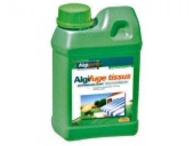 Algifuge tissus