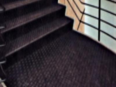 Tapis industriel Checker Revêtement de sol caoutchouc 20056p1