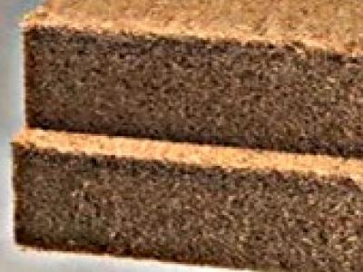 Isolants en fibre de bois