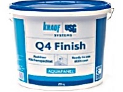 Aquapanel Q4 Finish
