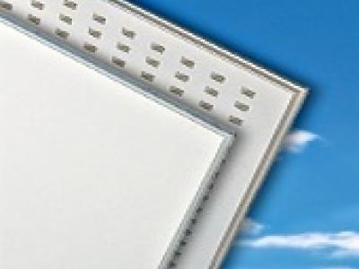 Knauf Cleaneo® pour plafonds démontables