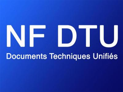 La liste des DTU (Documents Techniques Unifiés) à jour
