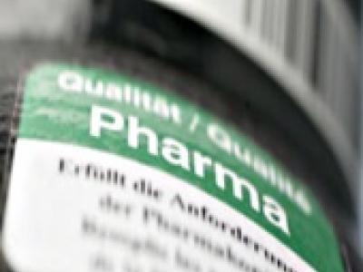 Pharmacopée gm usp