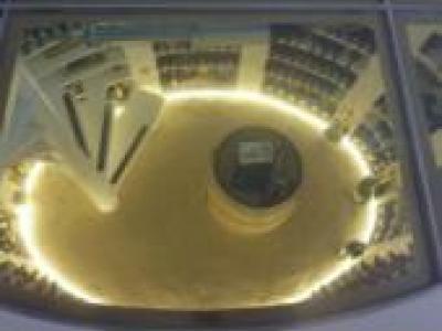 cave vin enterr e ovale plus structures modulaires 53311p1. Black Bedroom Furniture Sets. Home Design Ideas