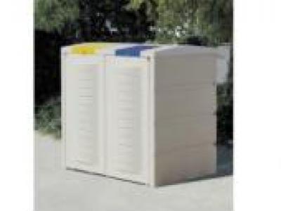 Abris-conteneurs 660 litres