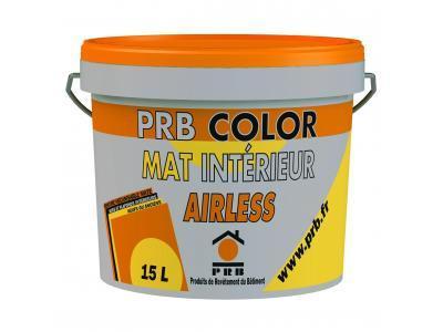 PRB Color Mat intérieur Airless