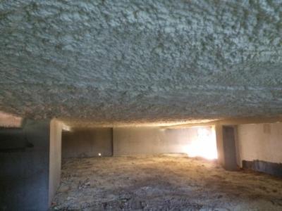 Isolation des sous-faces des planchers