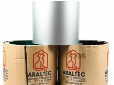 Bobine Aluminium pliage/joint debout