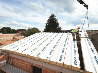 Panneaux de toiture trilatte