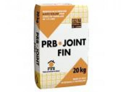 PRB JOINT FIN & FIN COULEUR