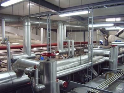 Bobine aluminium isolant