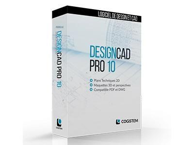 DesignCAD Pro 10