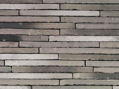 Briques longues et émaillées Terca