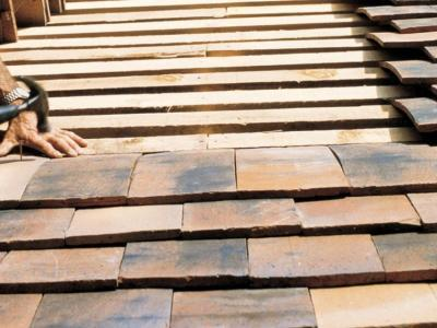 Tuiles plates Koramic