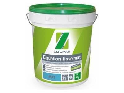 Equation lisse mat