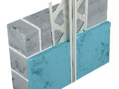 Profilé de Dilatation PVC 3342/3343