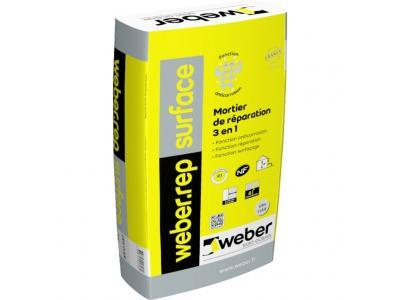 weber.rep surface