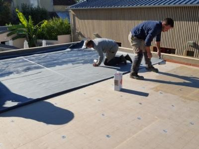 EPDM Toitures 3,05m Ep. 1.5mm