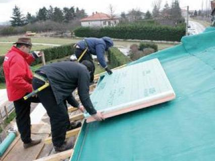 Sarking : réaliser une isolation efficace en toiture