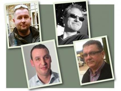 Les vainqueurs des Trophées de l'Artisan 2012