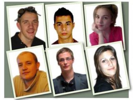 Les vainqueurs des Trophées de l'Apprenti 2012
