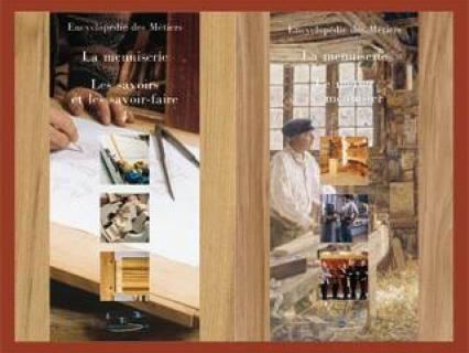 L'Encyclopédie de la menuiserie voit le jour