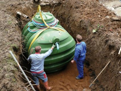 Récupération des eaux pluviales : quelle installation ?