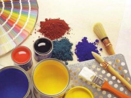 Peintures intérieures sans solvant, sans COV