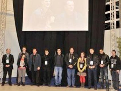 Les vainqueurs des Trophées de l'Artisan 2013