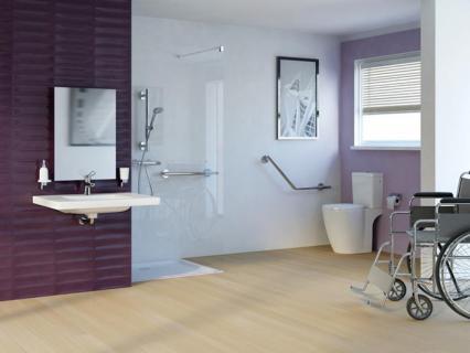 L'accessibilité des salles de bains