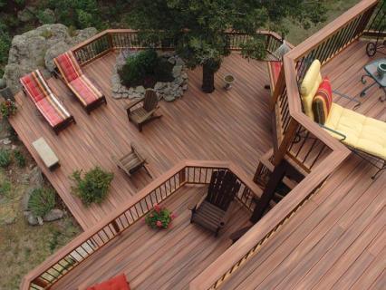 Quels revêtements pour aménager une terrasse ?