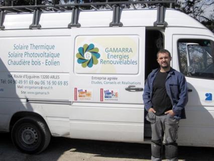 Gamarra : cette TPE familiale mise sur les ENR
