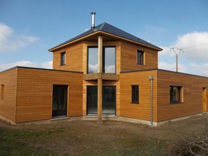 NF DTU 31.2 – Maisons et bâtiments à ossature en bois