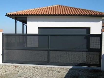 NF DTU 34.1 – Portes et portails industriels, commerciaux et résidentiels