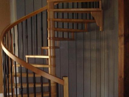 NF DTU 36.3 – Escaliers en bois et garde-corps associés