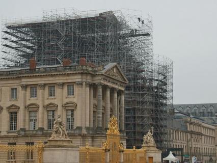 Voulez-vous adopter une sculpture de la Chapelle royale ?
