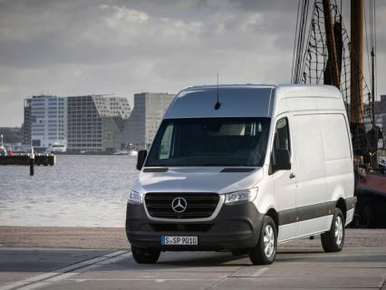 Cap  sur  la  troisième  génération  du  Mercedes  Sprinter