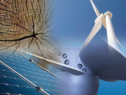 Macron : le soutien aux énergies renouvelables va augmenter