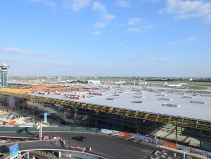 Orly-Sud et Orly-Ouest, bientôt un terminal unique, changent de nom