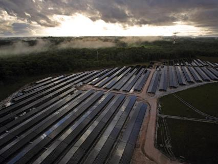 EDF Renouvelables ouvre deux centrales de 130 MWc en Egypte