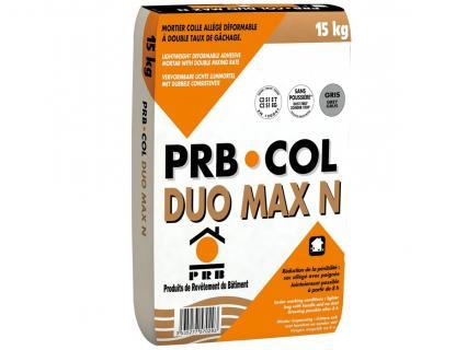 Lancement du PRB COL DUO MAX N