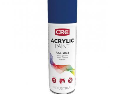 CRC Industrie lance une nouvelle gamme de peintures acryliques