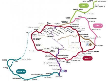 Grand Paris Express et Jeux Olympiques : le planning ne sera pas tenu