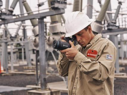 Série FLIR GF77 Gas Find IR
