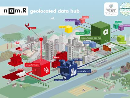 Massification de la Rénovation : nam.R propose des données localisées sur 26 millions de bâtiment