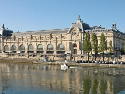 """Giscard salué pour sa """"grande audace"""" avec la naissance du Musée d'Orsay"""