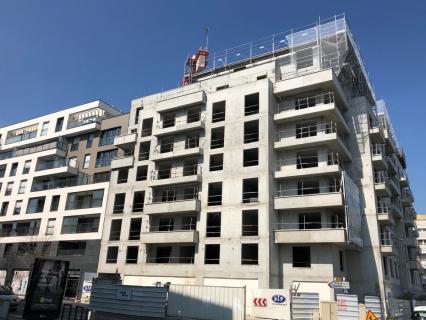 La construction de logements collectifs toujours à la peine
