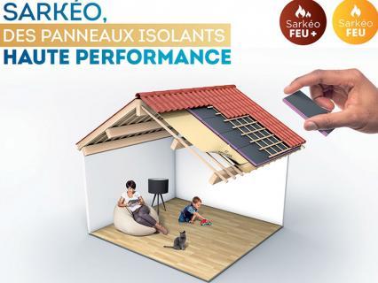 Sarkeo Feu + votre habitat protégé contre les risques d'incendie !