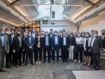 Recyclage des matériaux : 26 industriels de la construction fondent l'éco-organisme Valobat