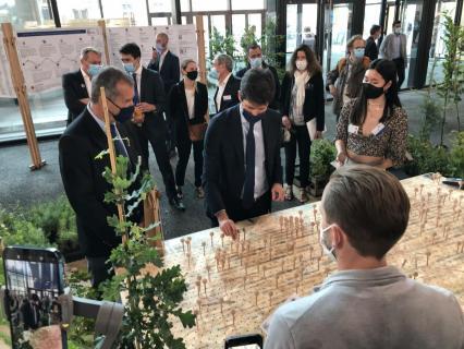 FIBC 2021 : comment monter une opération de compensation carbone sur un salon